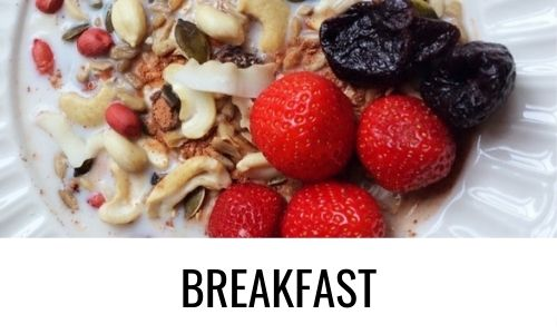 Recipes covers-breakfast