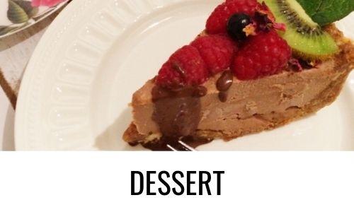 Recipes covers-dessert