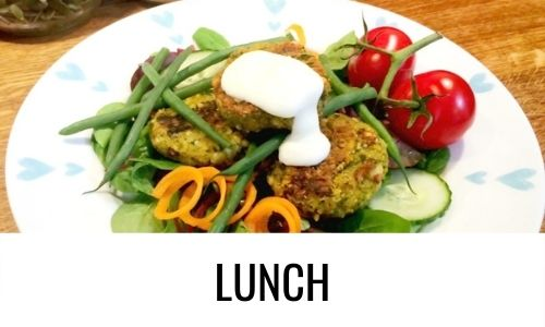 Recipes covers-lunch